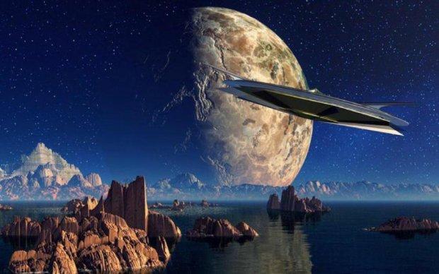 Корабль пришельцев ворвался в эфир новостей
