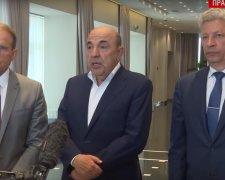 Бойко и Медведчук продолжили прямые переговоры в Москве