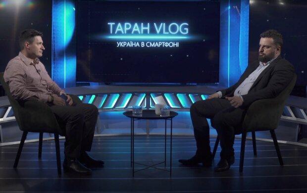 Пилип Іллєнко, скріншот відео