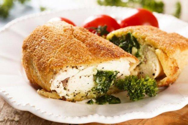 Котлета по-киевски: классический рецепт