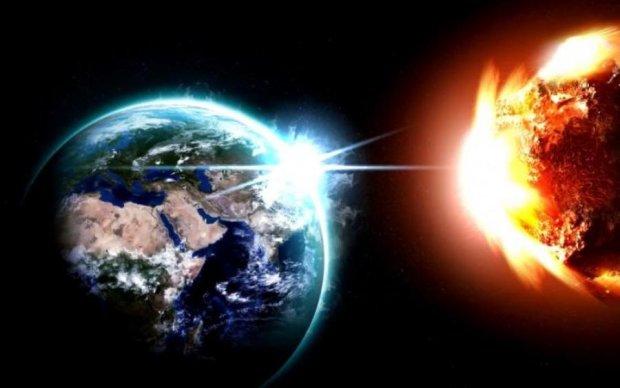 Подмосковье атаковал крупный метеорит: видео