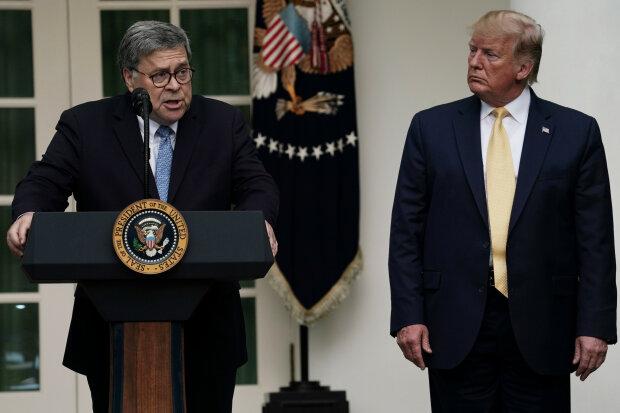 Импичмент Трампа: генпрокурор США дал отпор президенту из-за Украины