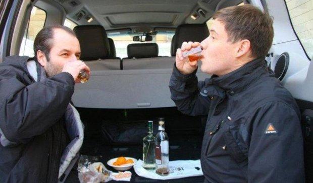"""Белая Церковь """"похвасталась"""" рекордным количеством пьяных водителей"""