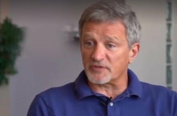 Андрей Пальчевский, скриншот из видео