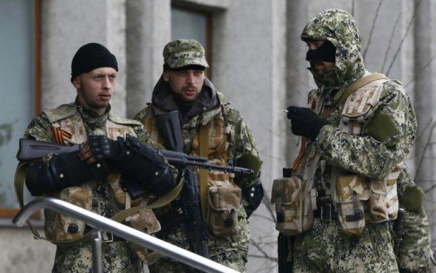 Подготовка боевиков к диверсии попала на видео