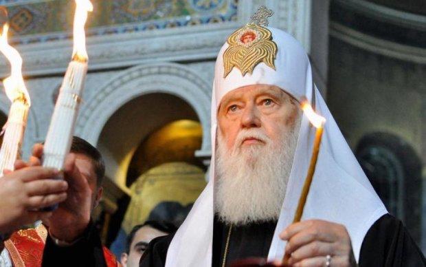 Добровільно-примусово: Філарет розкрив українцям секретики Єдиної церкви