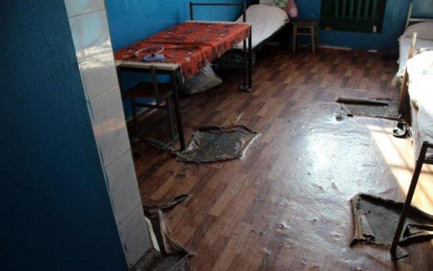Блиск і нужденнiсть арештантів Лук'янівського СІЗО стали відомі пресі: фото