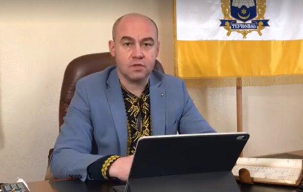Мэр Надал поставил тернопольским аптекам жесткий ультиматум - куда нести использованные маски