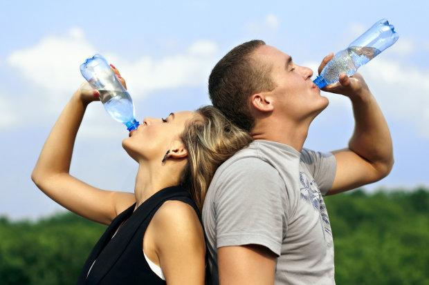 як і скільки пити води