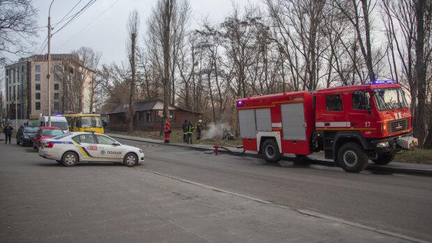 Три киянина згоріли живцем у каналізації