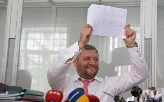 """Добкин завладел """"языком"""" Геращенко за кругленькую сумму"""