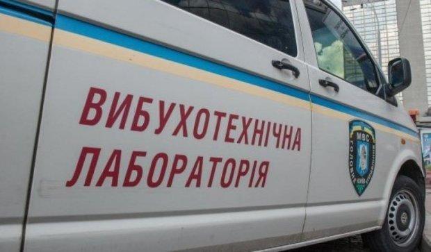 Відвідувачів одеського банку евакуювали через «замінування»