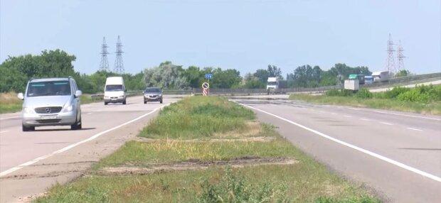 Дорога, фото: скриншот из видео