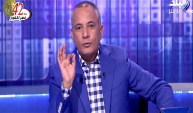 На єгипетському телеканалі замість атаки росіян в Сирії показали комп'ютерну гру (відео)