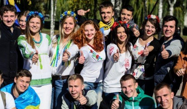 В Украине отмечают День студента