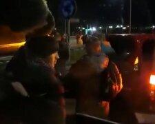 Акції протесту на митниці