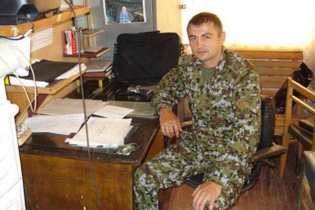 Капитан Сергей Колодий, facebook.com/93OMBr