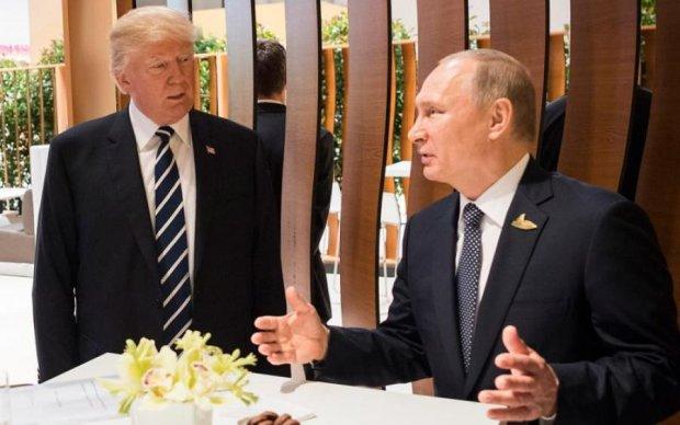 Неожиданное свидание Трампа и Путина взбесило полмира