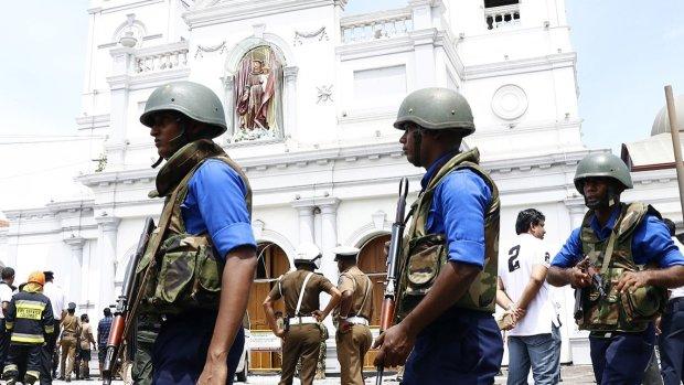 Кровавый теракт на Шри-Ланке: последние подробности и видео взрыва