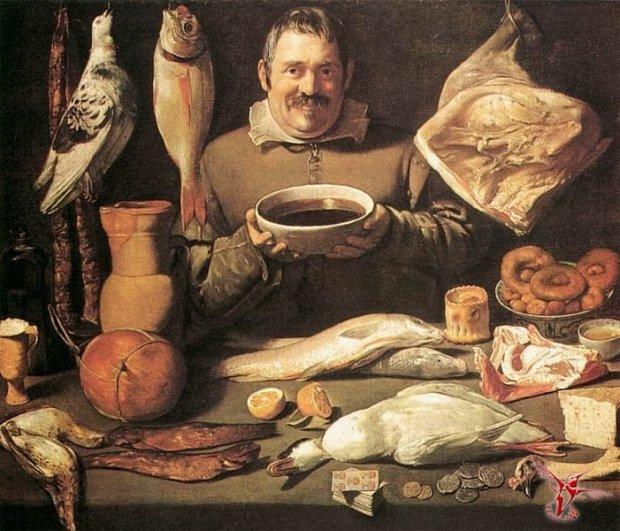 Ел и не толстел: как обжора Таррар загнал в тупик всех французских докторов XVIII века