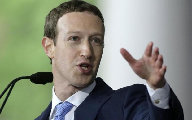 Цукерберг розповів, хто винен у витоку Facebook