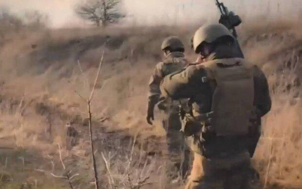 бойцы ВСУ / скриншот из видео