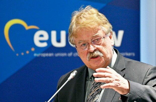 радник президента Єврокомісії щодо відносин з Україною Елмар Брок