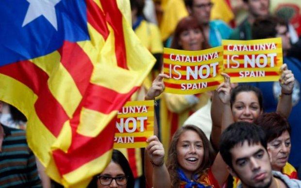 Київ послав в Барселону однозначну відповідь