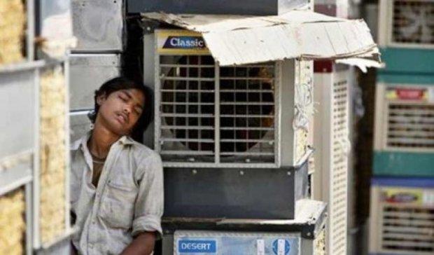 Понад 1,3 тисячі людей загинуло в Індії від спеки