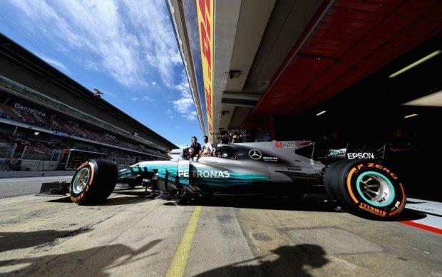 Формула-1: Гемільтон став найкращим на першій практиці Гран-прі Іспанії