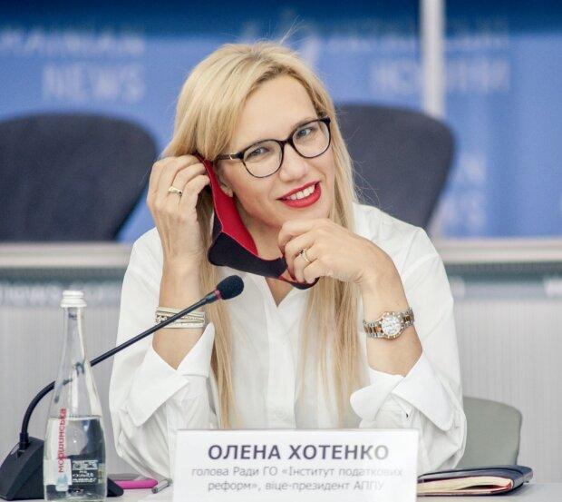 Олена Хотенко