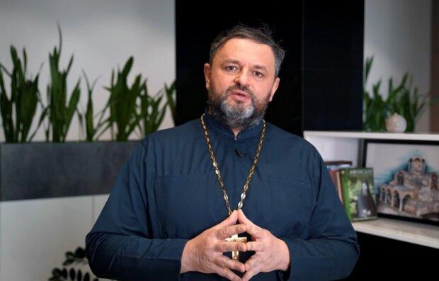 священник Украинской Православной Церкви Ростислав Валихновский
