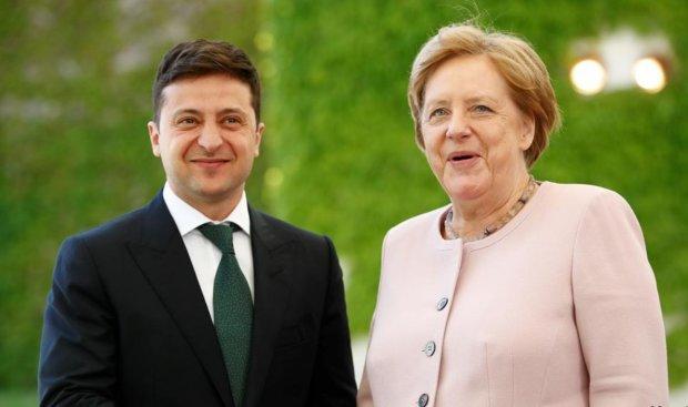 """Меркель дивилася """"Слугу народу"""" з колегами: Клімкін приголомшив заявою, але зберіг маленький секрет"""