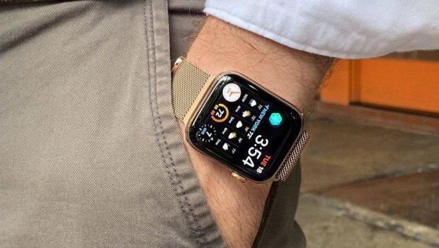 Apple Watch 4: блогеры показали, как работает датчик падений