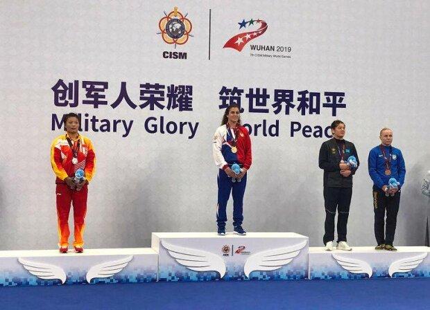 Алла Белінська завоювала бронзову медаль