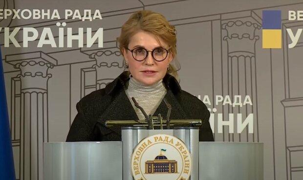 """Муж Тимошенко заболел ковидом, но лидер """"Батькивщины"""" все равно пришла в Раду без маски"""