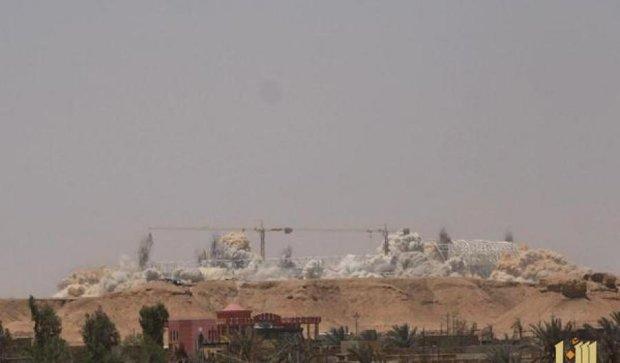Боевики «Исламского государства» взорвали стадион в Ираке
