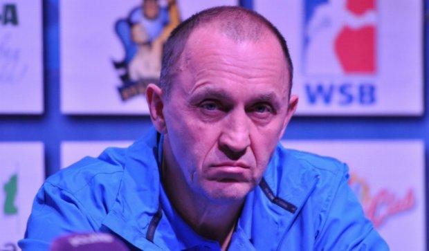 «Украинские атаманы» останутся без главного тренера