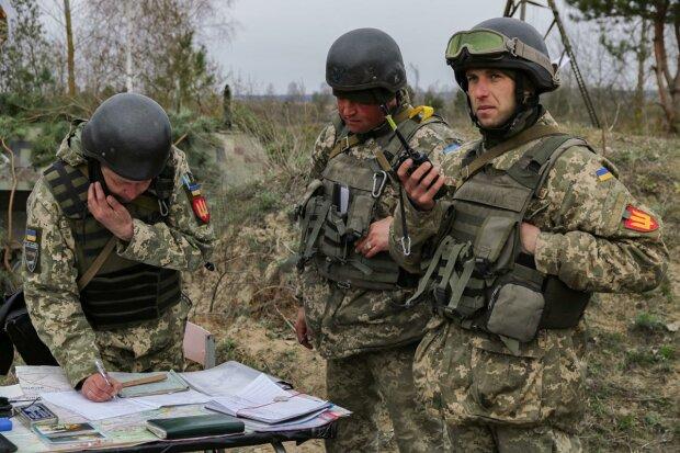 Украинской военные, генштаб ВСУ