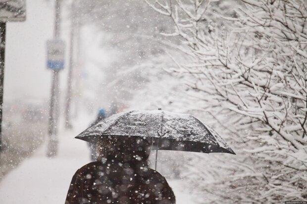 Днепр завалило снегом: обкатаем санки 3 декабря