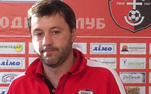 Новачок української Прем'єр-ліги визначився з головним тренером