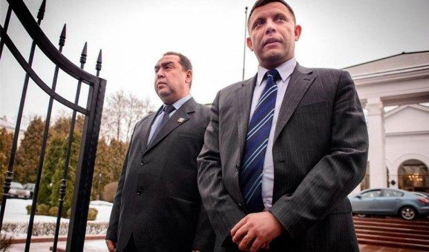 """Плотницкий и Захарченко """"празднуют"""" в Крыму: опубликовано видео"""