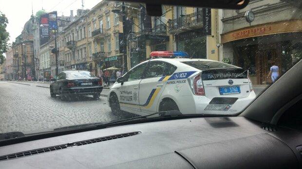 Поліція Львова, фото: То є Львів