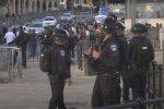 полиция Израиля, скриншот из видео