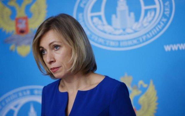 Захарова влипла в очередной скандал: подвел фотограф