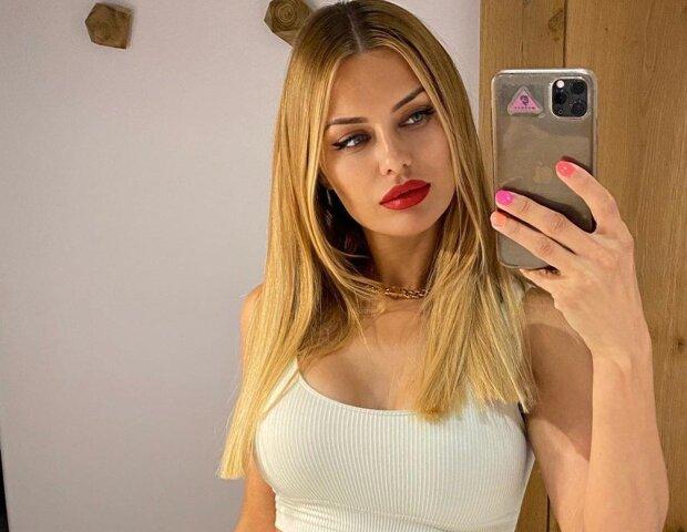 Вікторія Боня, фото з Instagram