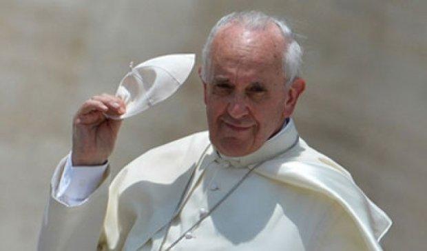 Папа Римський Франциск розповів, ким він хотів стати в дитинстві