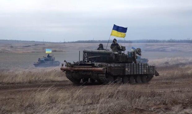 Тренировка танковых подразделений, facebook.com/pressjfo.news