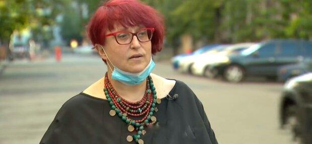 Галина Третьякова, фото: скріншот з відео