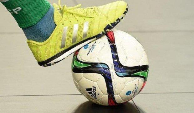 Украинский футзалист забил невероятный гол (видео)